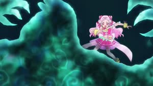 Rating: Safe Score: 27 Tags: animated effects fighting food naotoshi_shida precure precure_miracle_universe User: Ashita