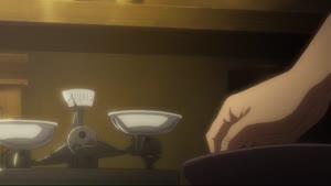 Rating: Safe Score: 8 Tags: animated artist_unknown character_acting effects food liquid rokuhoudou_yotsuiro_biyori User: WilliamK