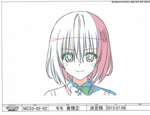 Rating: Safe Score: 4 Tags: character_design settei to_love_ru_darkness yuichi_oka User: noanimefansthx