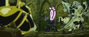 Rating: Safe Score: 11 Tags: animated artist_unknown cgi debris effects fighting garo_hono_no_kokuin garo_movie:_divine_flame impact_frames liquid presumed smears sparks sunghoo_park User: Ashita