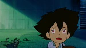 Rating: Safe Score: 414 Tags: animated character_acting crying digimon digimon_adventure digimon_adventure_born_of_koromon effects hideki_hamasu lightning mitsuo_iso User: osamamii