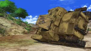 Rating: Safe Score: 3 Tags: animated artist_unknown cgi character_acting girls_und_panzer girls_und_panzer_kore_ga_hontou_no_anzio-sen_desu! User: HachiKirra
