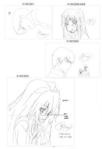 Rating: Safe Score: 0 Tags: artist_unknown genga production_materials toradora User: