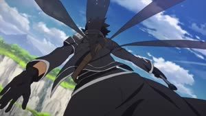 Rating: Safe Score: 51 Tags: animated character_acting debris effects fabric flying hair keiichi_ishida smoke sword_art_online sword_art_online_series wind User: Disgaeamad