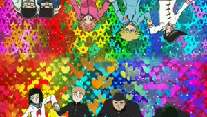 Rating: Safe Score: 91 Tags: animated artist_unknown dancing mob_psycho_100 mob_psycho_100_ii User: Mysto