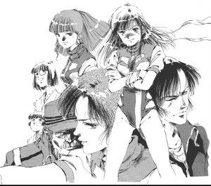 Rating: Safe Score: 27 Tags: haruhiko_mikimoto illustration top_wo_nerae!_gunbuster User: MMFS