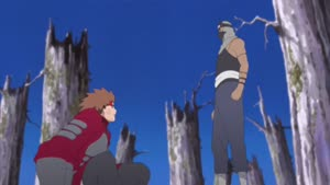 Rating: Safe Score: 85 Tags: animated character_acting effects fighting hiroyuki_yamashita naruto naruto_shippuuden smoke User: ChickenThunderHorse