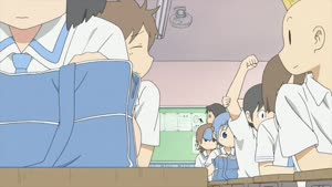 Rating: Safe Score: 13 Tags: animated artist_unknown character_acting crowd nichijou smears User: Ashita