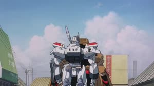 Rating: Safe Score: 6 Tags: animated artist_unknown debris effects liquid mecha mobile_police_patlabor mobile_police_patlabor_the_movie User: MMFS