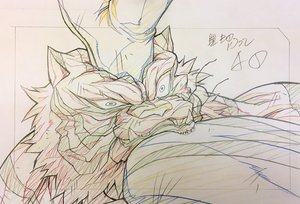 Rating: Safe Score: 122 Tags: genga naotoshi_shida tiger_mask tiger_mask_w User: Ashita