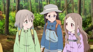 Rating: Safe Score: 52 Tags: animated hair presumed takayuki_kitagawa walk_cycle yama_no_susume yama_no_susume:_third_season User: Ashita