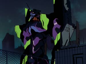 Rating: Safe Score: 50 Tags: animated artist_unknown effects fighting mecha neon_genesis_evangelion smears smoke User: PurpleGeth