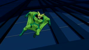 Rating: Safe Score: 6 Tags: animated beams debris dong_ju_yang effects explosions fighting justice_league_unlimited presumed smoke western User: Xqwzts