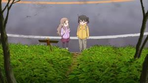 Rating: Safe Score: 11 Tags: animated character_acting hair yama_no_susume yama_no_susume:_third_season yaxiao_liu User: Skrullz