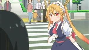 Rating: Safe Score: 17 Tags: animated artist_unknown character_acting hair kobayashi-san_chi_no_maid_dragon User: kViN