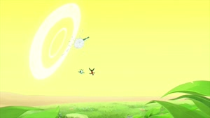 Rating: Safe Score: 26 Tags: animated cedric_herole creatures running space_dandy User: liborek3