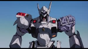 Rating: Safe Score: 6 Tags: animated debris effects fighting hiroyuki_okiura mecha mobile_police_patlabor mobile_police_patlabor_the_movie User: MMFS