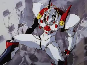 Rating: Safe Score: 26 Tags: animated artist_unknown debris dual!_parallel_trouble_adventure effects fighting mecha smoke User: Xmax360