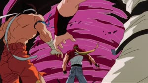 Rating: Safe Score: 10 Tags: animated artist_unknown effects fatal_fury:_the_motion_picture fighting fire smears smoke User: HIGANO