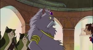 Rating: Safe Score: 8 Tags: animals animated artist_unknown character_acting creatures shinichiro_yamada the_cat_returns User: dragonhunteriv