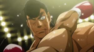 Rating: Safe Score: 13 Tags: animated artist_unknown effects fighting hajime_no_ippo hajime_no_ippo_new_challenger remake rotation sports wind User: Asden