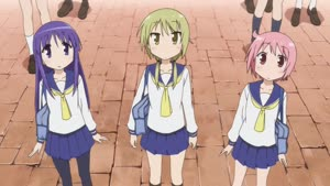 Rating: Safe Score: 0 Tags: animated character_acting keisuke_kojima yuyushiki User: Ashita