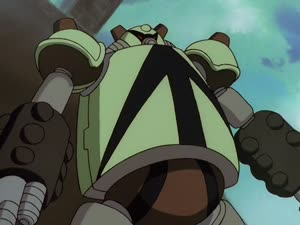 Rating: Safe Score: 21 Tags: animated artist_unknown effects explosions fighting getter_robo_armageddon getter_robo_series henkei itano_circus mecha missiles smoke vehicle User: td