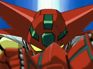 Rating: Safe Score: 9 Tags: animated artist_unknown background_animation beams effects explosions fighting getter_robo_daikessen! getter_robo_series impact_frames mecha smoke User: td