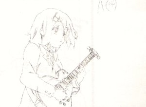 Rating: Safe Score: 47 Tags: animated genga k-on! yuichi_itou User: BreauxDown