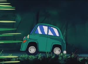 Rating: Safe Score: 3 Tags: animated effects impact_frames minky_momo minky_momo_la_ronde_in_my_dream vehicle yasushi_matsumura User: alexswak