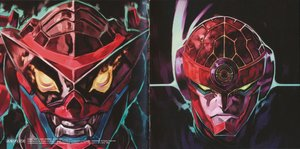 Rating: Safe Score: 13 Tags: illustration tengen_toppa_gurren_lagann yoh_yoshinari User: Xmax360