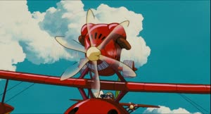 Rating: Safe Score: 8 Tags: animated effects flying lightning mitsuo_iso porco_rosso vehicle User: dragonhunteriv