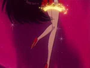 Rating: Safe Score: 5 Tags: animated artist_unknown bishoujo_senshi_sailor_moon bishoujo_senshi_sailor_moon_super_s fabric hair henshin remake rotation User: victoria