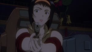 Rating: Safe Score: 41 Tags: animated artist_unknown character_acting cowboy_bebop cowboy_bebop_the_movie running User: magic