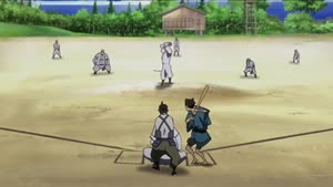 Rating: Safe Score: 10 Tags: animated artist_unknown character_acting samurai_champloo smears sports User: ken