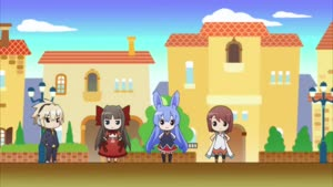 Rating: Safe Score: 18 Tags: animated character_acting dancing fabric hair hiroyuki_saita mondaiji_tachi_ga_sekai_kara_kuru_sou_desu_yo User: PaleriderCacoon