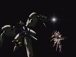 Rating: Safe Score: 58 Tags: animated beams effects explosions gundam hirotoshi_sano mecha missiles mobile_suit_gundam_0083:_stardust_memory smoke toshihiro_kawamoto User: Agresiel
