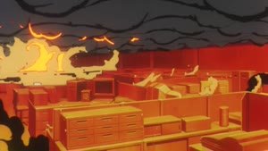 Rating: Safe Score: 1 Tags: animated artist_unknown debris detective_conan effects explosions fire smoke User: YGP