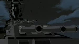 Rating: Safe Score: 11 Tags: animated artist_unknown character_acting effects masakatsu_sasaki missiles zipang User: HIGANO