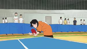Rating: Safe Score: 48 Tags: animated effects ping_pong presumed sports yasunori_miyazawa User: Ashita