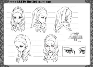 Rating: Safe Score: 3 Tags: character_design lupin_iii lupin_iii_the_woman_called_fujiko_mine settei takeshi_koike User: SASMf_1122
