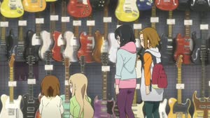 Rating: Safe Score: 18 Tags: animated character_acting fabric hair k-on! yuichi_itou User: chii