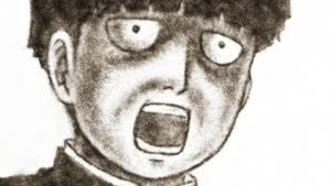 Rating: Safe Score: 193 Tags: animated black_and_white miyo_sato mob_psycho_100 mob_psycho_100_ii User: Mysto