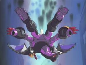 Rating: Safe Score: 3 Tags: animated effects henkei mecha munetaka_abe presumed sparks transformers_car_robots transformers_series User: dragonhunteriv
