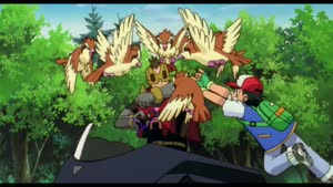 Rating: Safe Score: 15 Tags: animated creatures effects fighting masaaki_iwane mecha pokemon pokemon:_celebi_toki_wo_koeta_deai smoke User: dragonhunteriv
