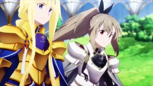 Rating: Safe Score: 39 Tags: animated artist_unknown effects explosions fighting ice smears sparks sword_art_online_alicization sword_art_online_series User: Skrullz