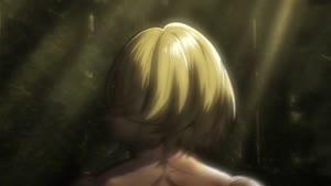 Rating: Safe Score: 250 Tags: 3d_background animated arifumi_imai cgi creatures effects fighting hair liquid shingeki_no_kyojin smears User: Relux