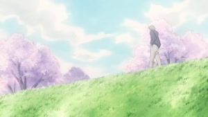 Rating: Safe Score: 8 Tags: animated character_acting fabric hair honey_and_clover tetsuya_takeuchi walk_cycle User: KamKKF