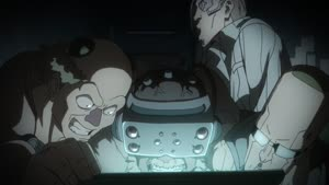 Rating: Safe Score: 25 Tags: animated character_acting hirofumi_okita kekkai_sensen kekkai_sensen_&_beyond smears User: Ashita