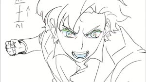 Rating: Safe Score: 51 Tags: animated gem genga production_materials to_be_hero to_be_heroine User: Ashita